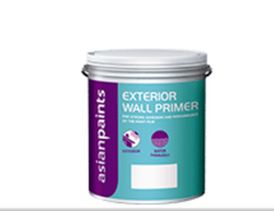 Asian Paint Trucare Exterior Wall Primer, Packaging Size: 1 ltr