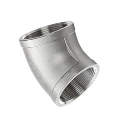 45 Degree Stainless Steel Pipe Elbow