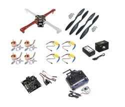 Quadcopter DIY kit with Acceessories