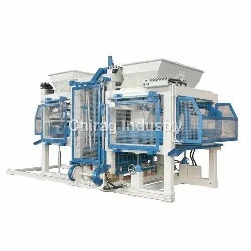CI 1015 Hydraulic Fully Automatic Solid Block Making Machine