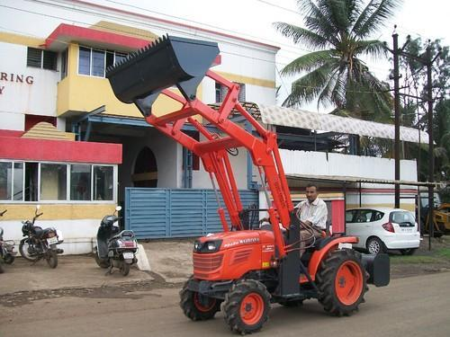Tractor Attachments | Manufacturer from Nashik