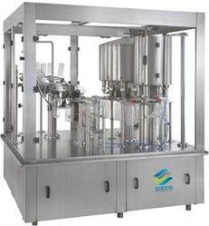 Rinsing Filling Sealing Machine