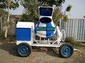 Full Bag Concrete Mixer with Hydraulic Hopper