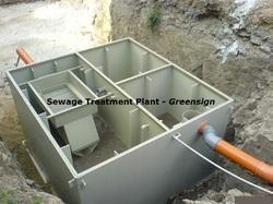 MBBR Commercial Sewage Treatment Plant