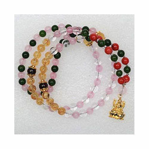 108 Beads Shreem Brzee Rosary
