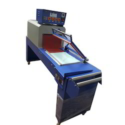 L Type Sealer With Shrink Tunnel Combo Machine