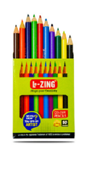 Lezing Colour pencil-Small