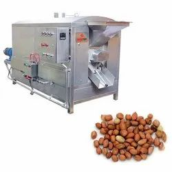 Automatic Peanut Batch Roasting Machine