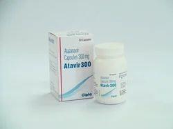 300 Mg Atavir Capsules
