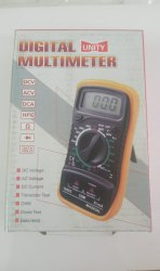 Digital multimeter-unity make