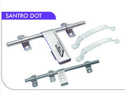Santro Dot Stainless Steel Door Kit