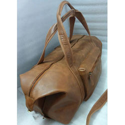 Luggage Leather Bag