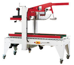 Carton Taping Four Flap Closing Machine