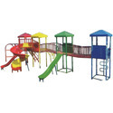 Multi Playground Slides