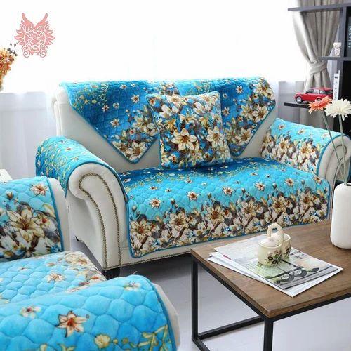 Fl Printed Sofa