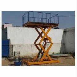 1 Ton Platform Scissor Lift