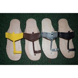 Genuine Leather Ladies Kolhapuri Chappals