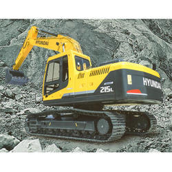 R215 Crawler Excavator