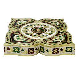 Rawsome Shack Designer Meena kari Dry Fruit Box