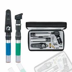 Keeler 3.6V Professional Ophthalmoscope Plus Retinoscope Set