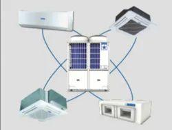 Blue Star White VRF V Plus Inverter Central Air Conditioner