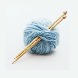 Color Bamboo Cotton Yarn, For Hand Knitting