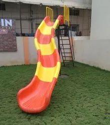 Kids Playground Slide Zig Zag