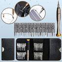 25 in 1 Precision Screwdriver Set Multi Pocket Repair Tool Kit