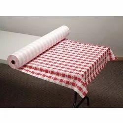 PLASTIC PRINTED TABLE ROLL