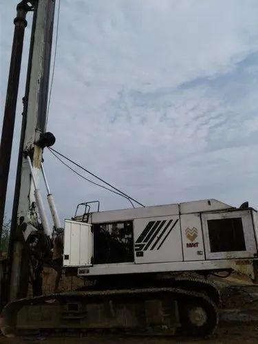 Hydraulic Piling Rig Machine