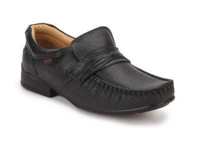 Red Chief RC10051 Black Shoes, Redchief
