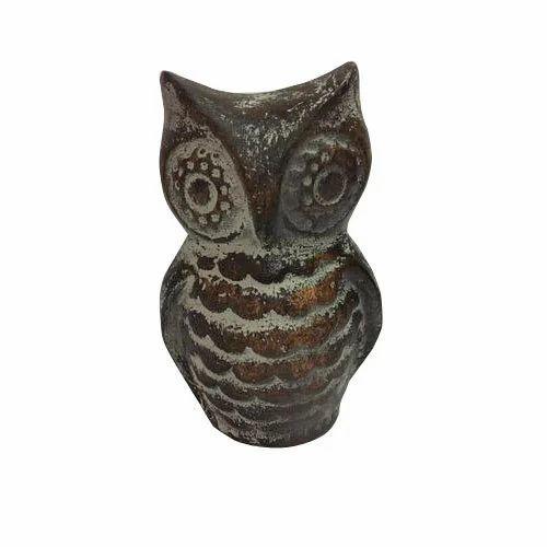 Shree Mehta Handicrafts Paper Mache Owl Handicrafts Rs 425 Piece