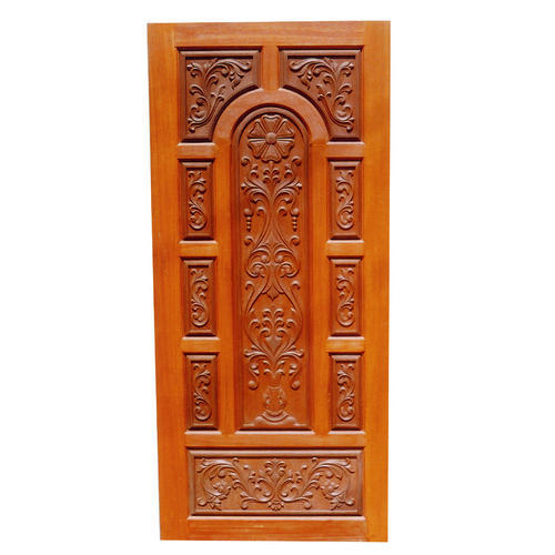 Beau Antique Wooden Door