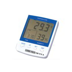 Digital Thermo Hygro Meter KM 918 A