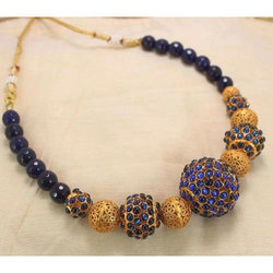 And Festive Season Fancy Bead Necklace