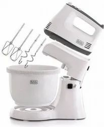 Black And Decker Hand Mixer With Bowl