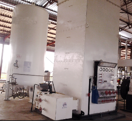 Nitrogen Gas Plants - Pure Nitrogen Plant Manufacturer from New Delhi