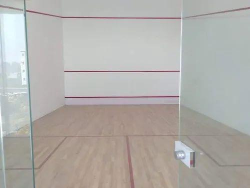 Squash Court Construction