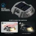 6 LED Outdoor Solar Lighting