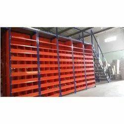 Hardware Storage Rack