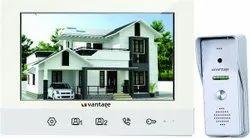 VV-CS4368K-WC3  7 Handsfree Color Video Door Phone