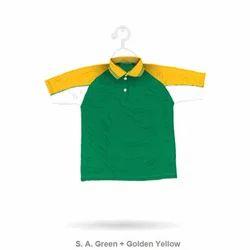 Cotton Plain Sports T Shirts