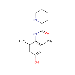 2S-N-(2,6-Dimethylphenyl) Piperidine-2-Carboxamide