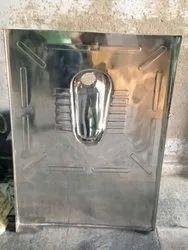 Standard Steel Toilet
