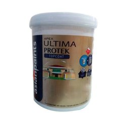Asian Paint High Gloss Apex Ultima Protek Paint, Packaging Size: 900 Ml