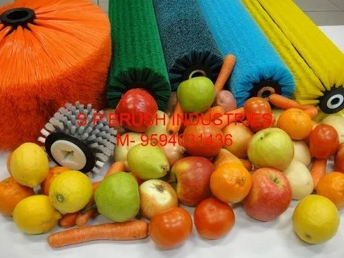 Fruit And Vegetable Cleaning Brushes