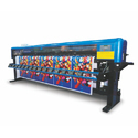 Solvent Flex Printer