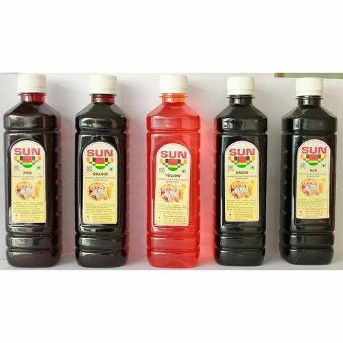 Liquid Food Colors