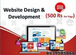 PHP/JavaScript Website Designing