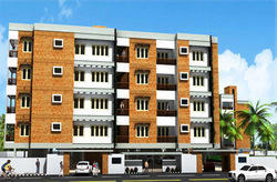 White Stone Apartments Project